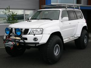 Arctic Trucks Nissan Patrol GR AT44 2004 года